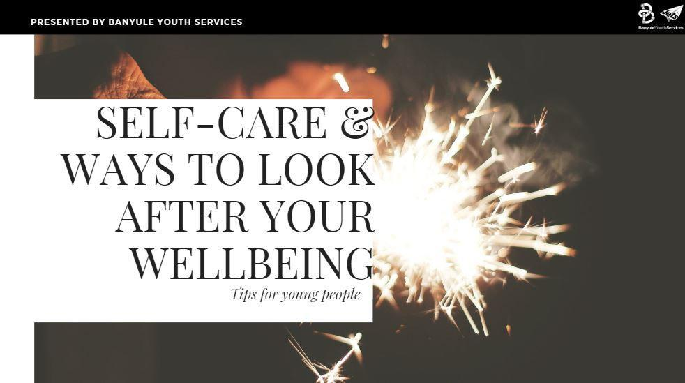 Wellbeing & Self Care workshops