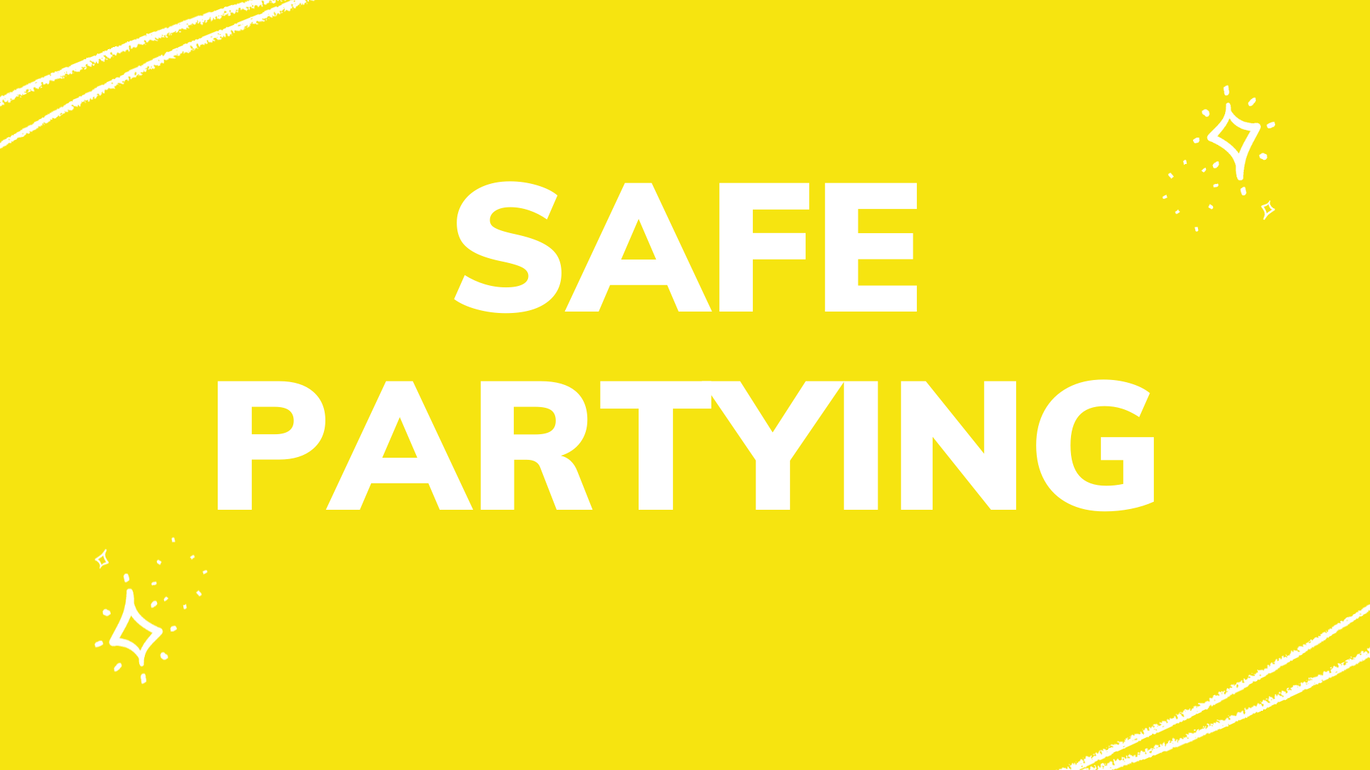 safe partying