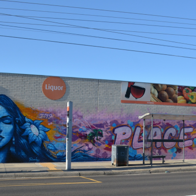 Andrew Place Mural 2